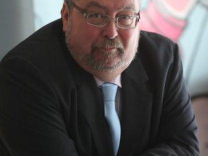 Manuel Lezertua, en 2009.