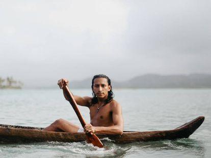 Un guerrero panameño contra el cambio climático