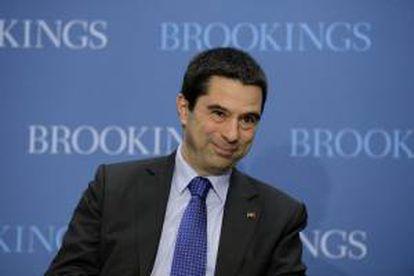 El ministro de Finanzas de Portugal, Vítor Gaspar. EFE/Archivo