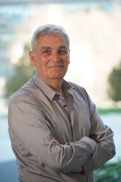 El virólogo Agustín Portela, de la Agencia Española de Medicamentos y Productos Sanitarios.