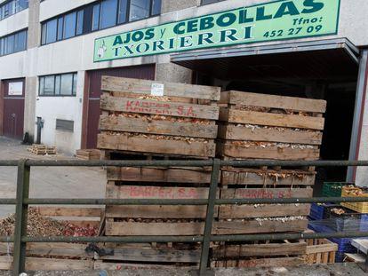 Empresa de Bizkaia que emplea a trabajadores sin contrato ni permiso de residencia con horarios y salarios abusivos, según la Policía Nacional.