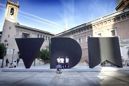 Parte de las actividades de la Valencia Disseny Week se realizan en La Nau, antigua sede de la Universitat.