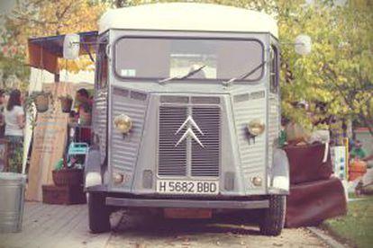 La furgoneta Citroën HY es una de los más demandadas.