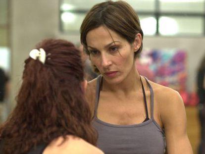 Natalia Millán en 'Un paso adelante'.