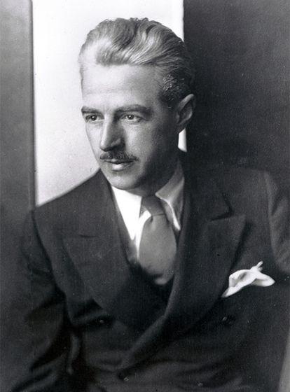 El novelista Dashiell Hammett (1894-1961), autor de 'El halcón maltés'.