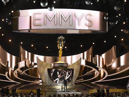 Una imagen de la ceremonia de entrega de los premios Emmy de 2016.