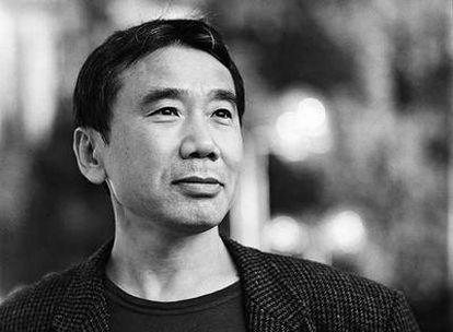 El escritor Haruki Murakami.