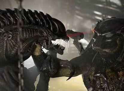 Fotograma de <i>Alien vs. Predator: Requiem,</i> de Greg y Colin Strause.