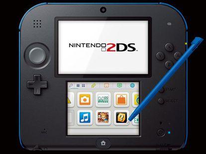 Nintendo 2DS saldrá el 12 de octubre a la venta.