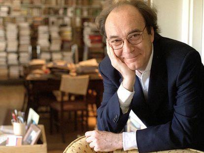 El crítico de arte y profesor Francisco Calvo Serraller.