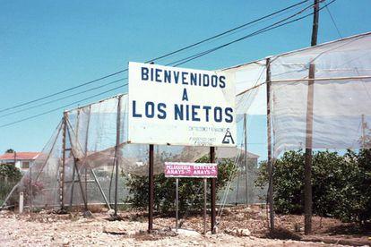 La zona de Los Nietos presenta las aguas de peor calidad.