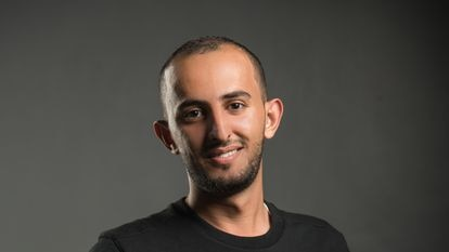El programador Salah Al-Dafhesi (27 años, Yemen)