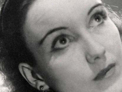 Barbara Comyns, en una imagen de archivo.