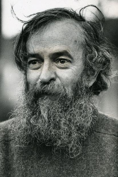Robert Morris en 1988.