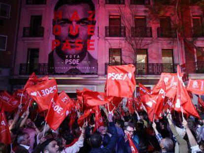 Pedro Sánchez es el único que puede formar Gobierno