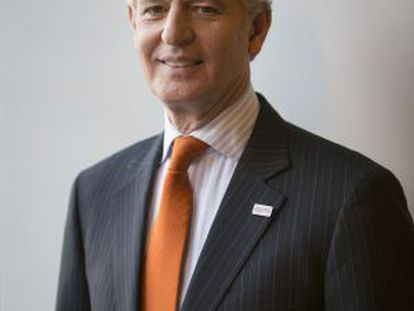Juan Ramón Alaix, consejero delegado de Zoetis.