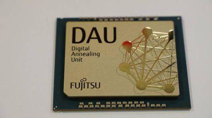 Unidad de Digital Annealer de Fujitsu