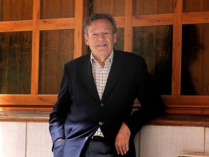 El escritor y economista Luis Racionero.