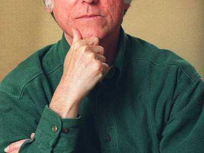 Don DeLillo obtuvo el National Book Award en 1985 con 'Ruido de fondo'.