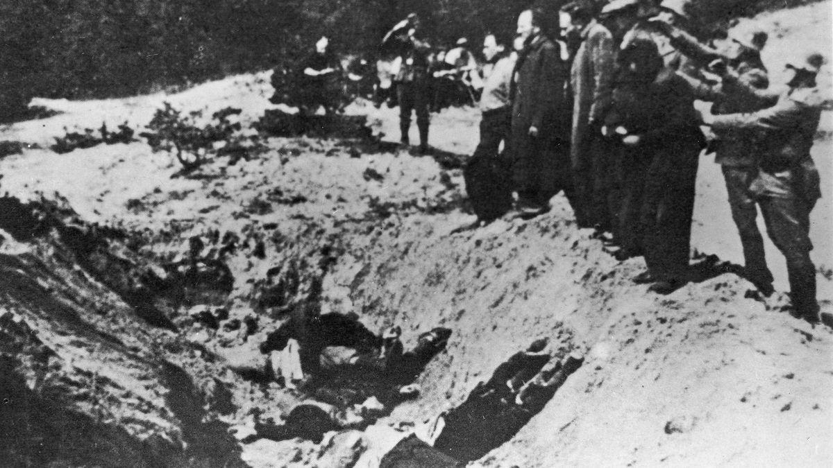 La matanza de Babi Yar, el momento en que el Holocausto avanzó hacia el exterminio total