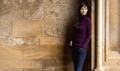 Carissa Véliz, en la Universidad de Oxford, donde da clases de Filosofía y Ética.