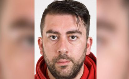 Cihan Guzel, huido de la justicia luxemburguesa, detenido el pasado fin de semana en Málaga.