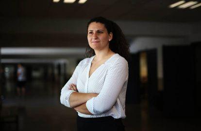 Natalia Rodríguez tiene 27 años, es ingeniera de Telecomunicaciones y tiene una empresa con 5 trabajadores.