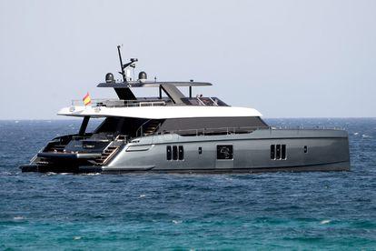 El nuevo y lujoso catamarán de Rafa Nadal