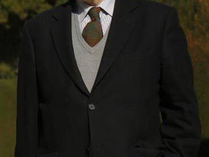 El filólogo y crítico Carlos García Gual, en Madrid en 2014.