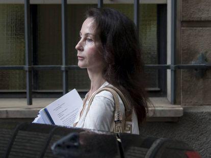 La juez Mercedes Alaya, en 2015.