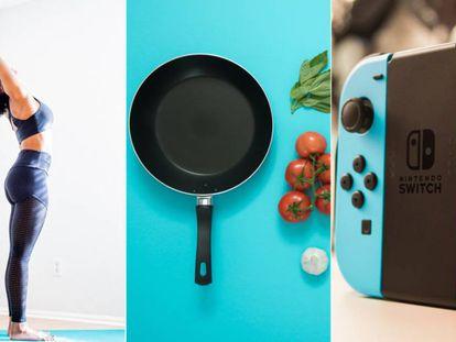Los accesorios y productos para el mejor ocio en casa con grandes descuentos y precios bajos.