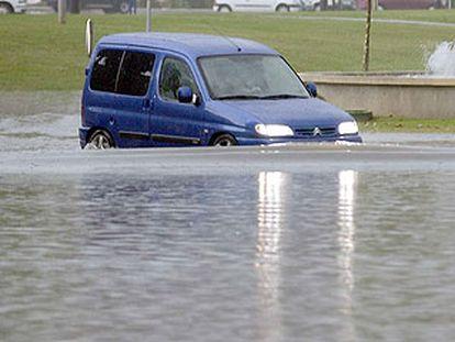 Inundaciones en Cantabria y Asturias