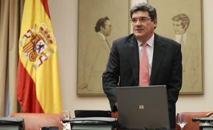 José Luis Escrivá, el ministro que llega con las cuentas hechas | Economía  | EL PAÍS