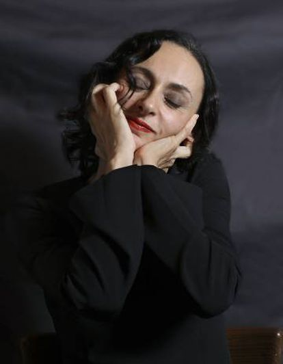 Ángelica Liddell.