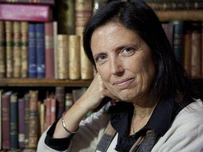 """Claudia Piñeiro: """"En 25 años César Aira habrá ganado el Nobel"""""""