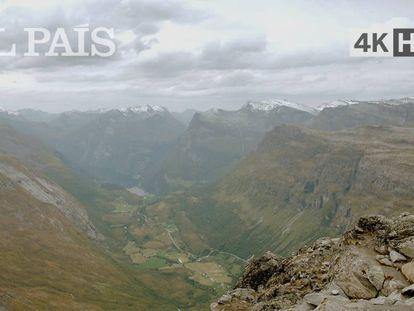 Cómo Noruega ha reinventado su turismo gracias a las antiguas carreteras