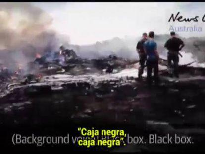 Kiev y Moscú cruzan acusaciones un año después de la catástrofe del MH17