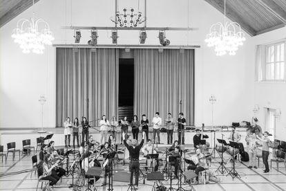 Grabación de 'Vendado es Amor, no es ciego', enviada por Amigos de la Ópera de A Coruña.