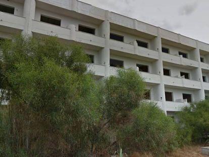 Edificio intervenido a Juan Antonio Roca que concentrará los juzgados de Marbella.