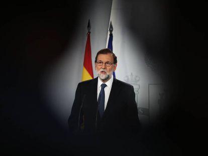 El expresidente del Gobierno Mariano Rajoy es uno de los más de 500 testigos citados en el juicio del 'procés'.