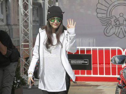 Foto: Fan Bingbing en el Festival de Cine de San Sebastián. / Vídeo: Repaso por algunas películas de la actriz.