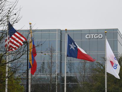 La sede de Citgo Petroleum Corporation en Houston, Texas, el 19 de febrero de 2019.