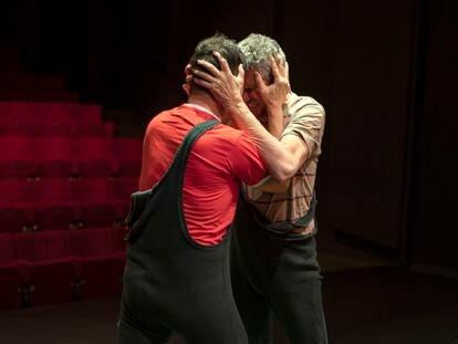 Óscar Gómez Mata y Juan Loriente en 'Makers'.
