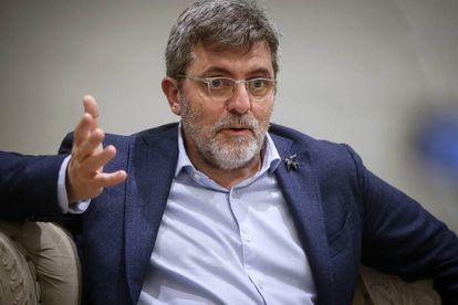 Mario Tascón, presidente de Fundéu.
