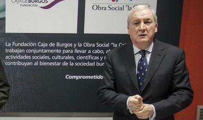 Méndez Pozo, durante la presentación de una exposición en septiembre pasado.