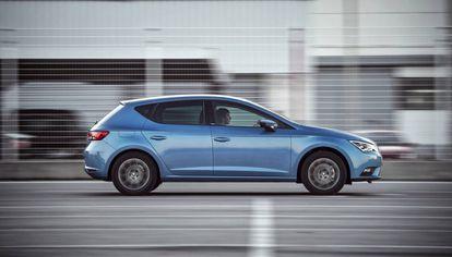 Seat León 1.4 TGi.