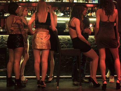 Una secuencia del documental 'El proxeneta'.