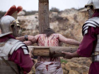 Imagen del reportaje 'El misterio de la crucifixión'.