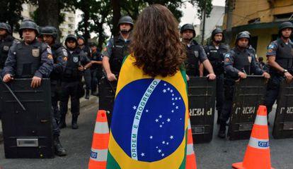 Protestado en el Rio el día 30 de junio.