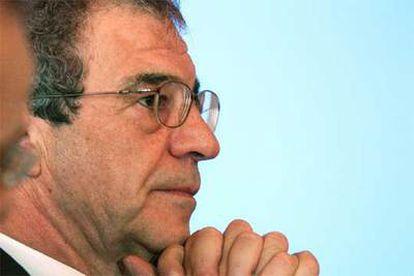 El presidente de Telefónica, César Alierta